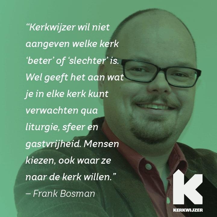 kerkwijzer frank bosman